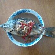 红烧鲫鱼的做法