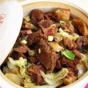 启东风味烧羊肉的做法