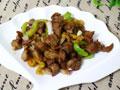 羊肉串的新吃法:葱爆孜然羊肉的做法