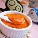 胡萝卜布丁的做法
