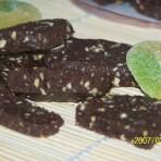 巧克力杏仁酥片的做法
