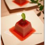 杨梅奶豆腐的做法