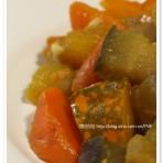 南瓜胡萝卜烧茄子