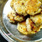 香煎莲藕饼