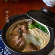 粉丝排骨砂锅的做法