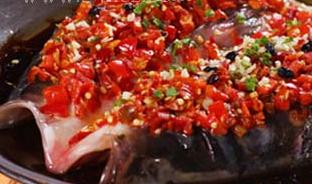 酸菜鱼头最正宗的做法带图解