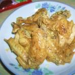 椒盐鸡的做法