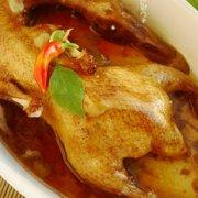 #圣诞节#烤箱版~香嫩鸭子的做法