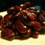 黑糖蜜渍大红豆的做法