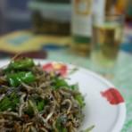辣椒小魚幹的做法
