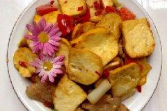 云南黄豆腐的家常做法