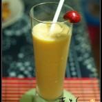 木瓜牛奶果汁的做法