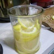 柠檬蜂蜜的做法