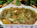 豆酱碟鱼的做法