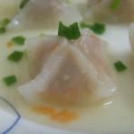 水晶萝卜猪肉饺的做法