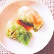 翡翠包菜的做法