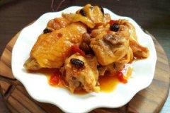 豆豉辣椒蒸鸡的家常做法