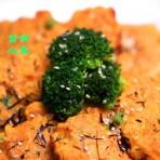 玉米粒青豆海苔饼的家常做法