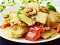 地瓜肉片的做法