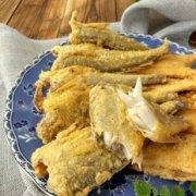 油炸小黄花鱼的做法
