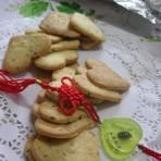 爱心饼干的做法