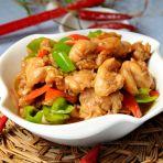 川式麻油鸡