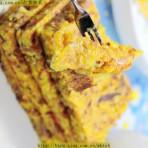 玉米胡萝卜牛肉饼的做法