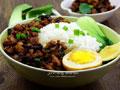 做一碗肉香汁浓的—台湾肉燥饭的做法