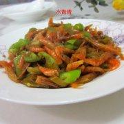 酸辣河虾的做法