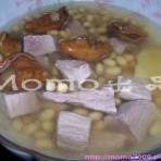 黄豆蚝豉煲瘦肉