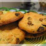 奶香葡萄饼干的做法