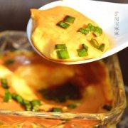 菜籽油水蒸蛋的做法