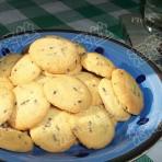 薰衣草饼干的做法