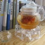 玫瑰蜜枣茶的做法