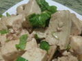 豆腐小炖小白菜的做法