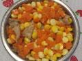瘦肉玉米胡萝卜的做法