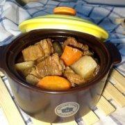 牛肉炖萝卜的做法