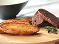 法式奶香面包片的做法