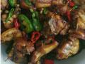 麻椒辣炒鸡的做法