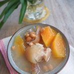 木瓜黄豆煲猪蹄的做法