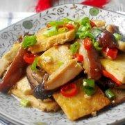 农家煎豆腐的做法