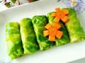 三鲜包菜卷的做法