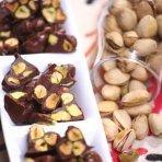 巧克力加州开心果的做法