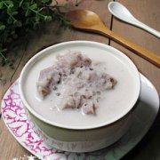 香芋西米露糖水的做法