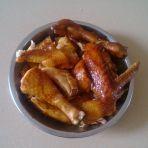 电饭煲版酱油鸡的做法
