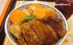 照烧鸡肉饭的做法_照烧鸡肉饭怎么做好吃?