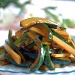 腌黄瓜条的做法