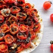 烤番茄的做法
