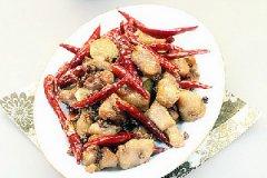 重庆辣子鸡的家常做法