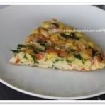 玉米胡萝卜香菜饼的家常做法
